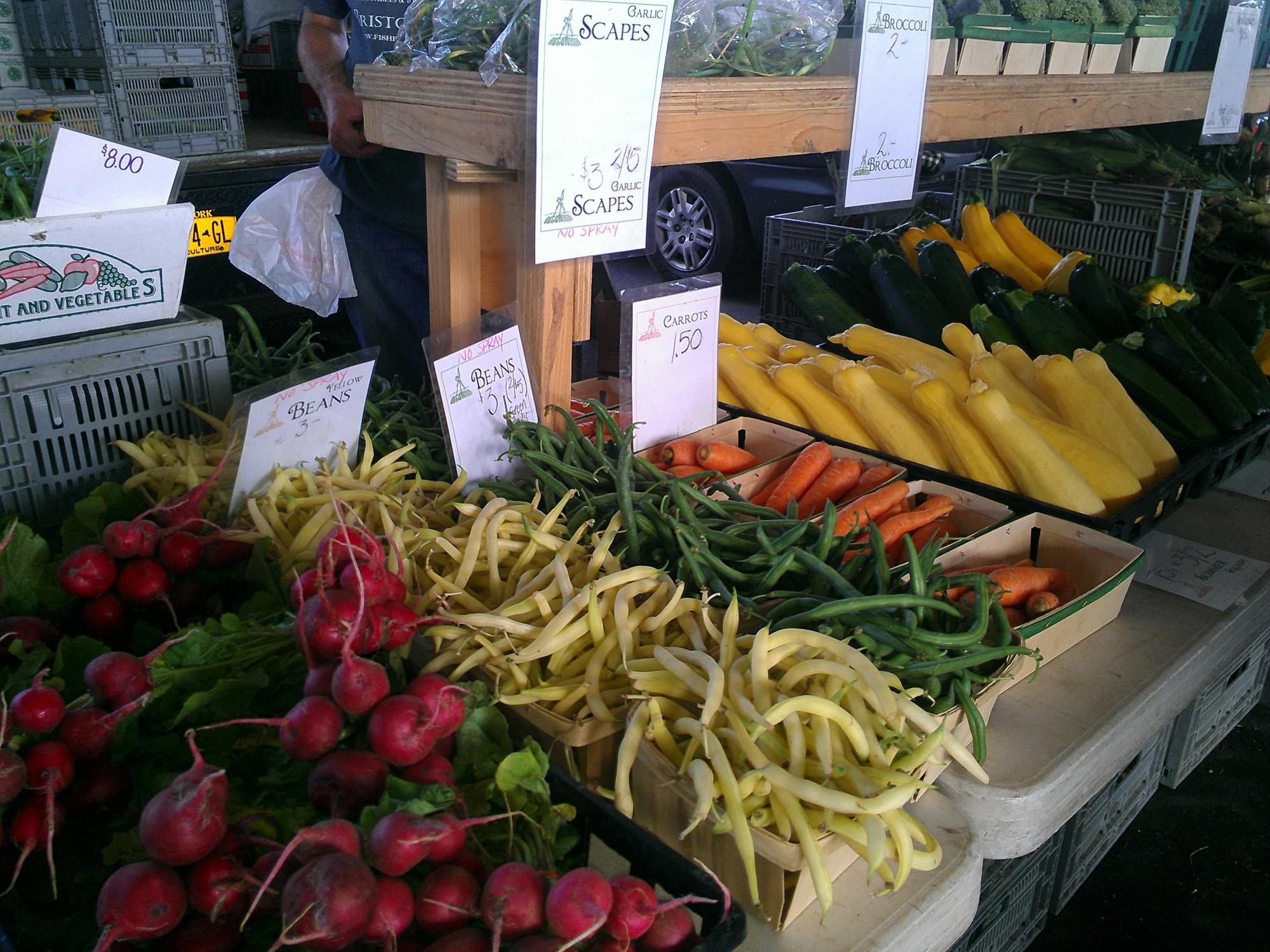 Fisher Hill Farmers Market