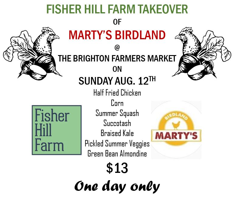 Fisher Hill Farm Takeover