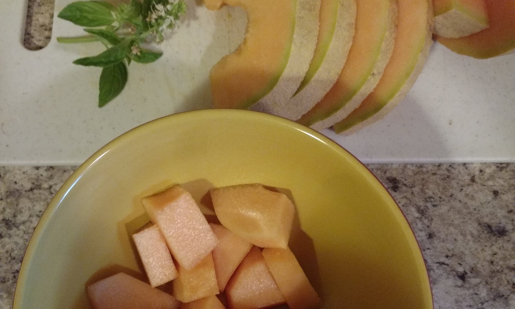 Fisher Hill Farm Local Cantaloupe