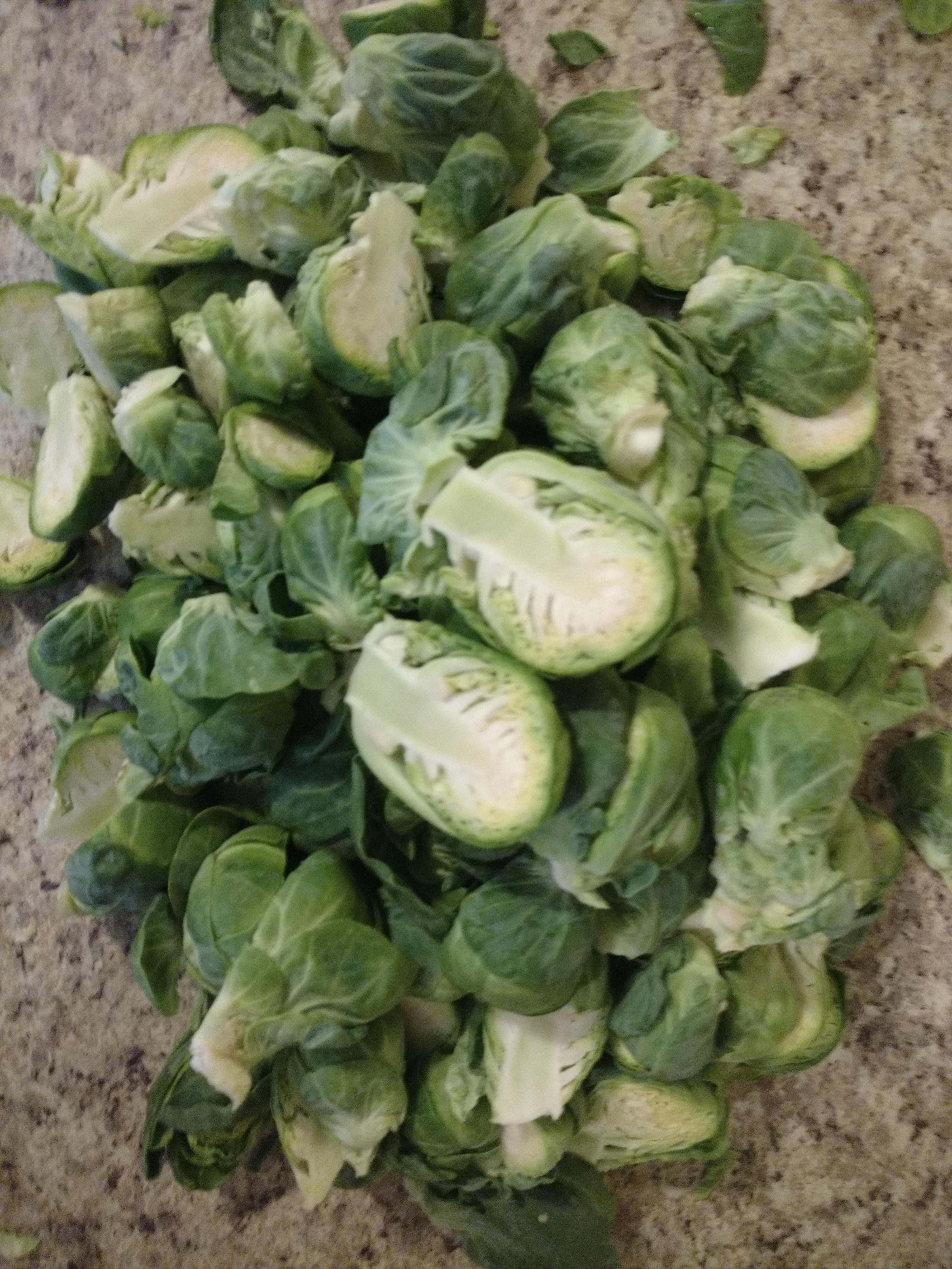 Maple Dijon Brussel Sprouts Recipe