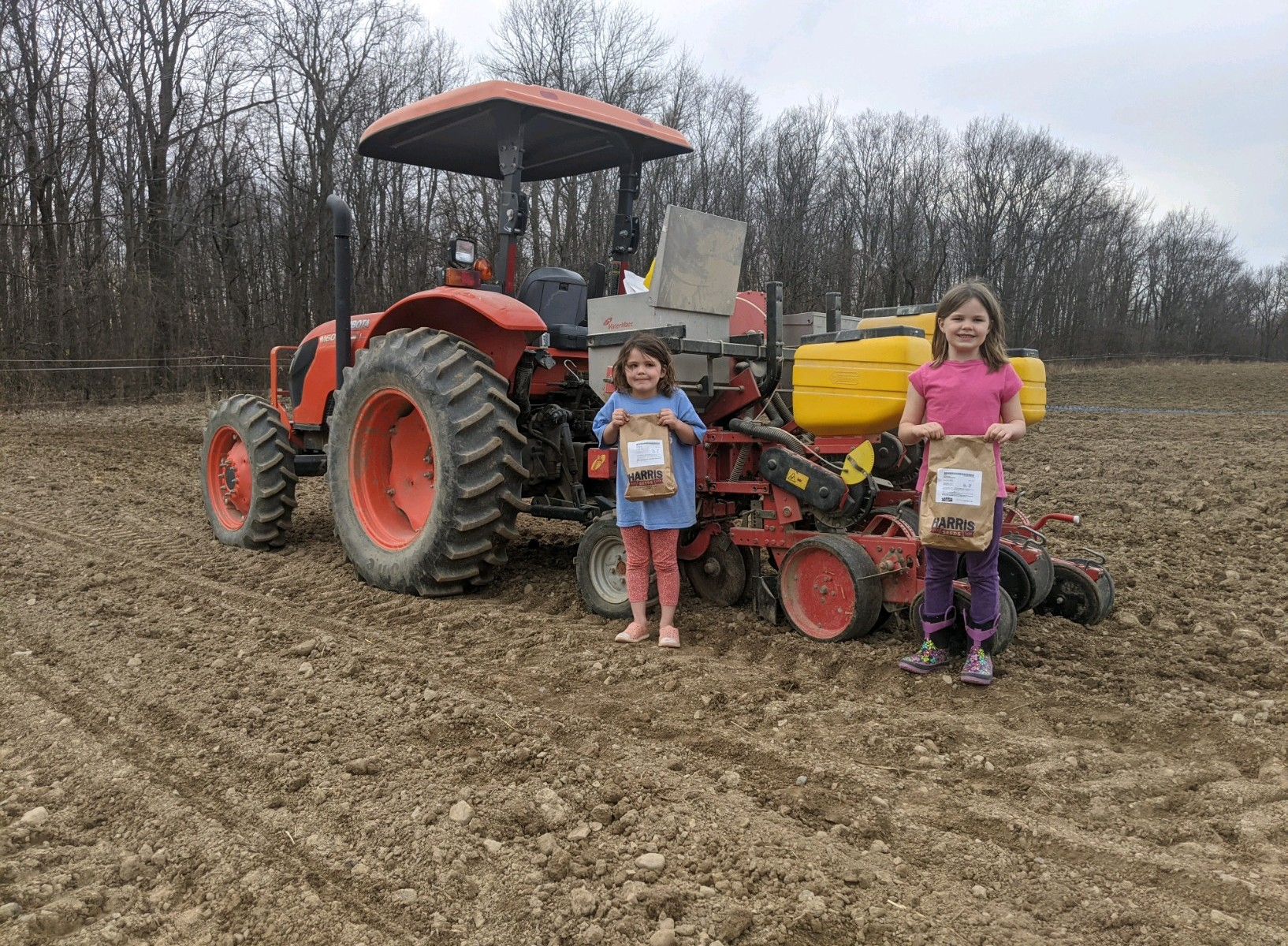 Fisher Hill Farm Crop Report