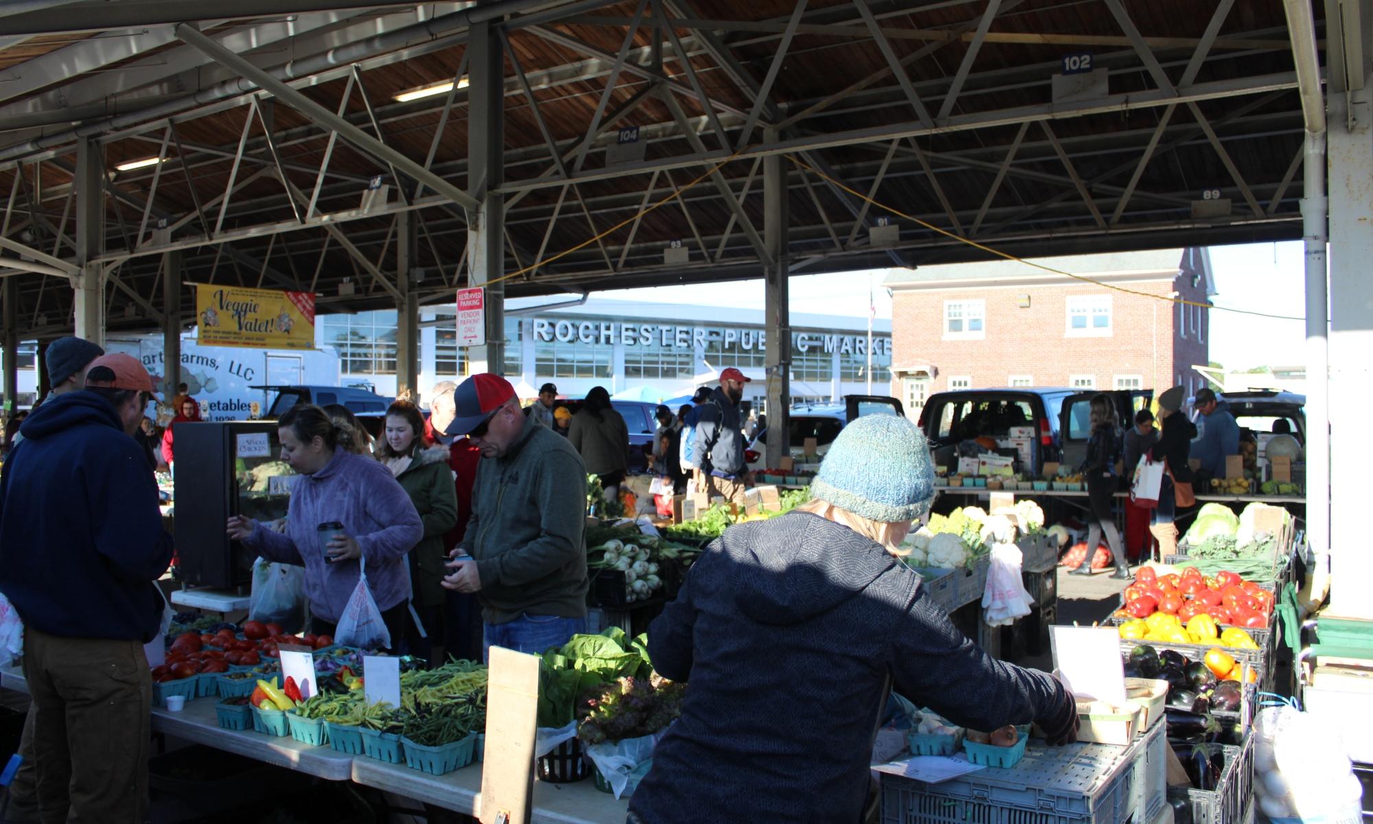 Fisher Hill Farm - Rochester Public Market